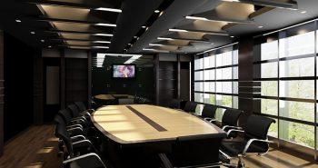 ריהוט משרדי יוקרתי – למה כדאי להשקיע בו?